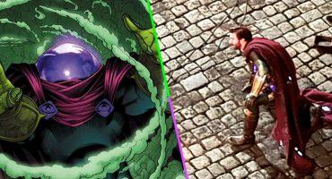 Se filtran imágenes de Jake Gyllenhaal como 'Mysterio' en lo nuevo de Spider-Man
