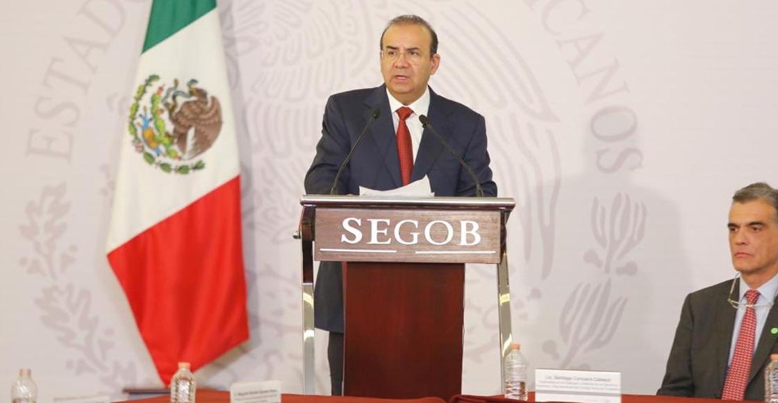 En México hay más de 37 mil personas desaparecidas: Navarrete Prida