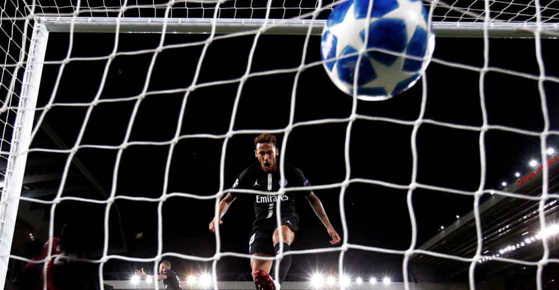 ¡Samba! Neymar se convirtió en el máximo goleador brasileño en Champions League