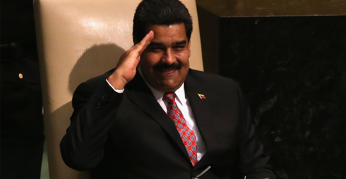 Maduro confirma asistencia a toma de protesta de AMLO