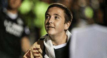 Un niño de 15 años le marcó un gol al equipo de Joel Huiqui