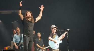 ¡Foo Fighters coverean a Metallica junto con un niño de 7 años!
