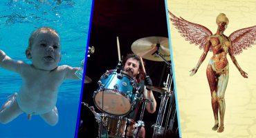 Mira las 6 rolas que tocaron en la mini reunión de Nirvana en Cal Jam 2018