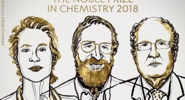 Por su trabajo en evolución dirigida, Arnold, Smith y Winter ganan el Nobel de Quimica