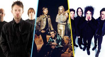 Radiohead, The Cure y RATM entre los nominados al Salón de la Fama del Rock & Roll