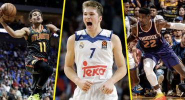 NBA 2018-2019: Los 5 novatos que la podrían romper está temporada