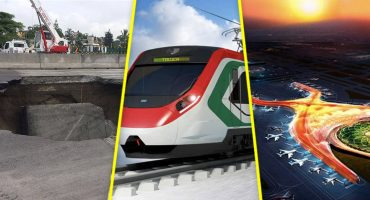 ¡Ah caray! México Evalúa destapa la mala planeación del NAIM, Tren México-Toluca y Paso Exprés