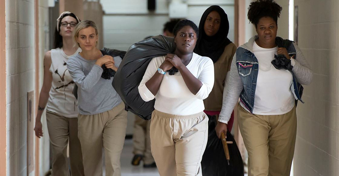 ¡Es oficial! Netflix anuncia el final de Orange Is The New Black