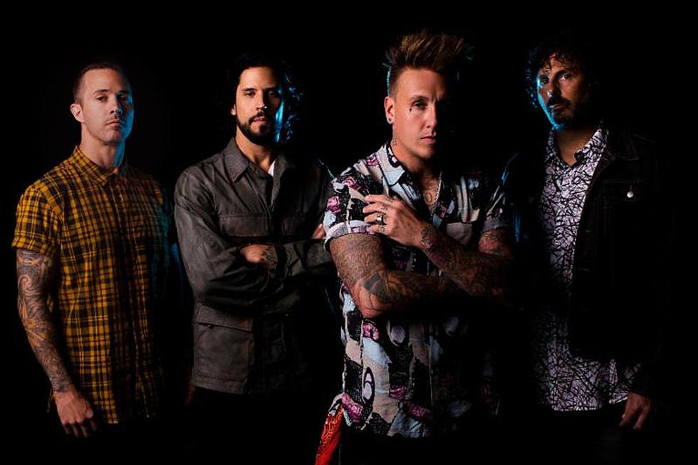 Papa Roach estrena nuevas canciones