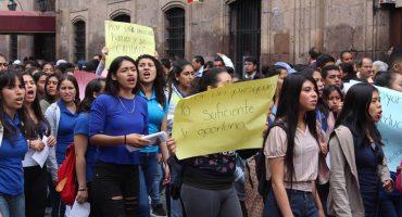 ¿No que no? Universidades públicas con recortes de hasta 32% para 2019