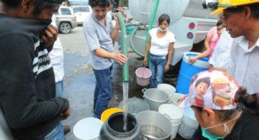 Megacorte de agua: escuelas de nivel medio superior también suspenderán clases