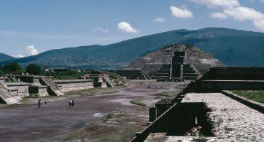 ¡Wow! Debajo de la Pirámide de la Luna hay una cámara y un túnel: INAH