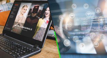 ¿Qué tanto te consumen las plataformas de streaming y video como Netflix?