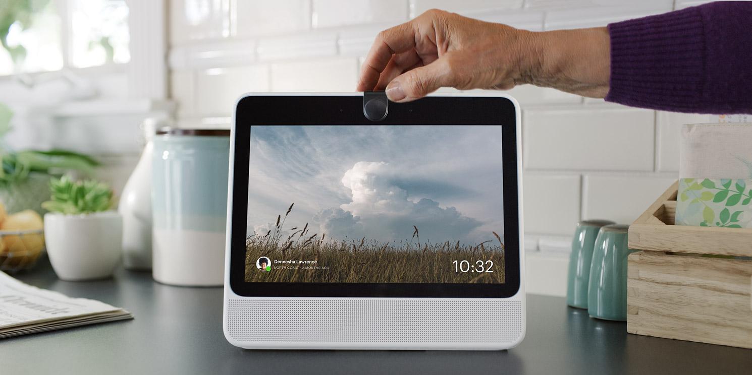 Facebook anunció la salida de Portal, una pantalla inteligente para tu hogar