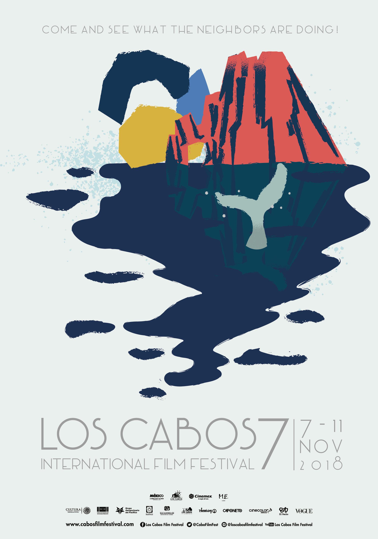 El Festival Internacional de Cine de Los Cabos 2018 anunció sus primeras películas