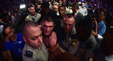 Presidente de la UFC explota tras la riña de Khabib y McGregor: