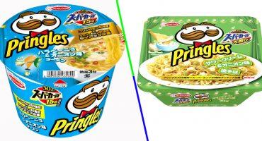 Y porque nadie lo pidió: Sopa instantánea sabor a Pringles WTF?!