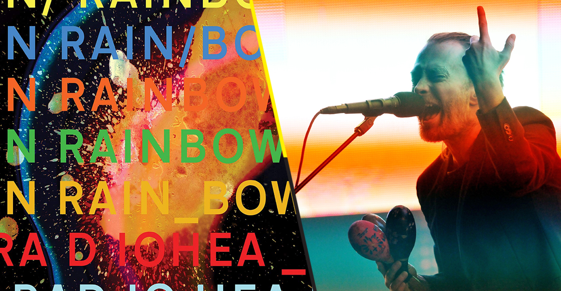 ¿Fan de 'In Rainbows' de Radiohead? Demuéstralo con este quiz