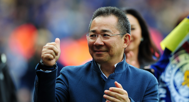¿Quién era el dueño del Leicester, cómo armó su fortuna y que logró con su equipo?