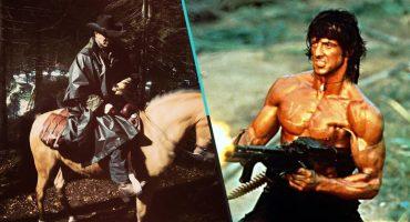 Vaquero rocanrolero: Stallone se convierte en un cowboy para Rambo 5
