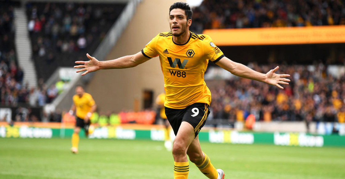 ¡Eres el alfa! Revive el gol de Raúl Jiménez de penal con el Wolverhampton