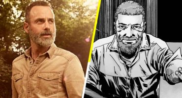 Cómic vs Serie: Rick Grimes y la evolución de The Walking Dead