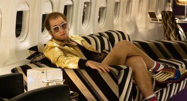 Checa el primer teaser tráiler de 'Rocketman', la biografía de Elton John
