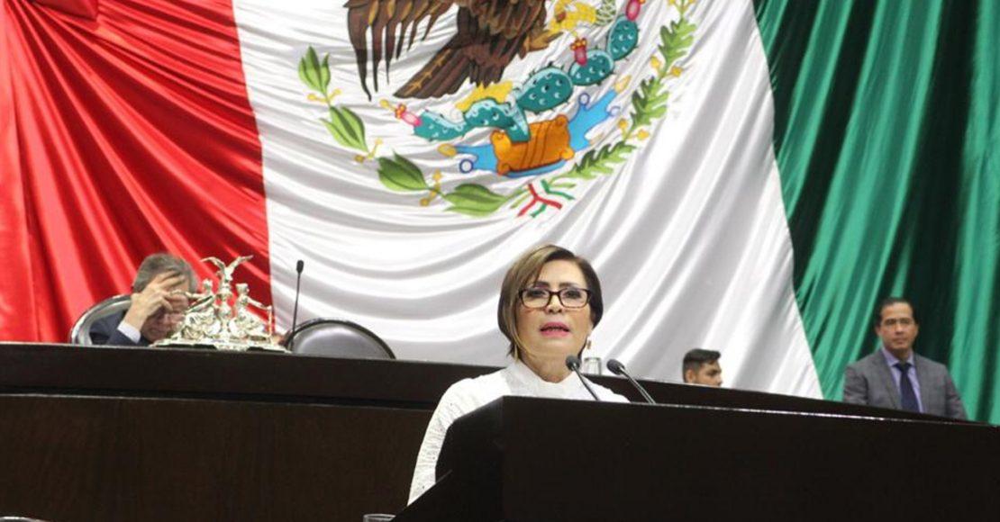 Rosario Robles dice que la investigación de la 'Estafa Maestra' es violencia de género