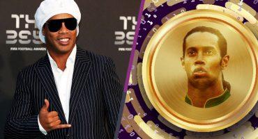 RS Coin: La bitcoin de Ronaldinho para comprar videojuegos o artículos deportivos
