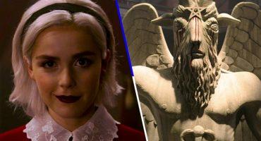 Esto no le gusta a Salem: Un Templo Satánico va a demandar a la serie de Sabrina por plagio