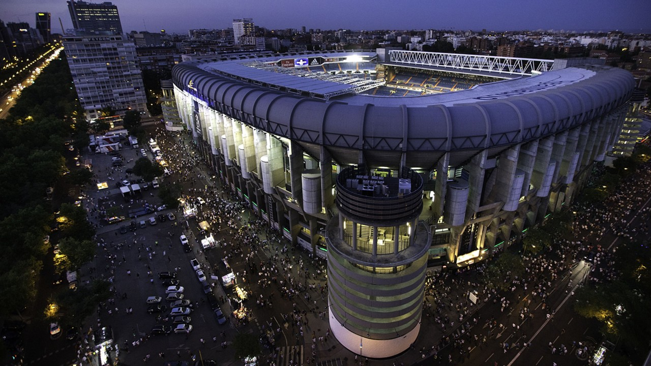 ¡De ensueño! México jugaría en 2019 contra España en el Santiago Bernabéu