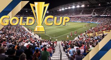 Sedes y fechas para el debut de la Selección Mexicana en la Copa Oro 2019