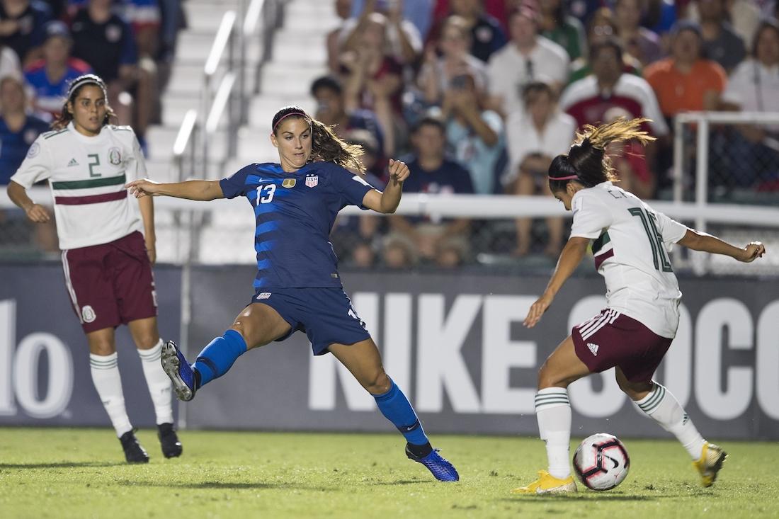 México perdió en su debut en el Premundial
