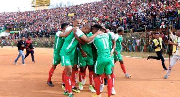 La histórica clasificación de Madagascar a la Copa Africana de Naciones