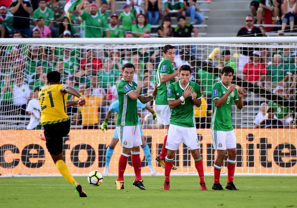 México vs Jamaica en Copa Oro