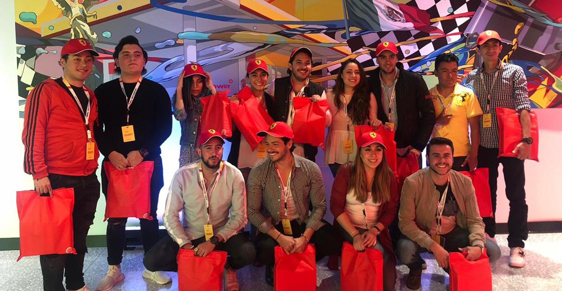Cambiamos llantas y fuimos pilotos por un día: la experiencia Shell House
