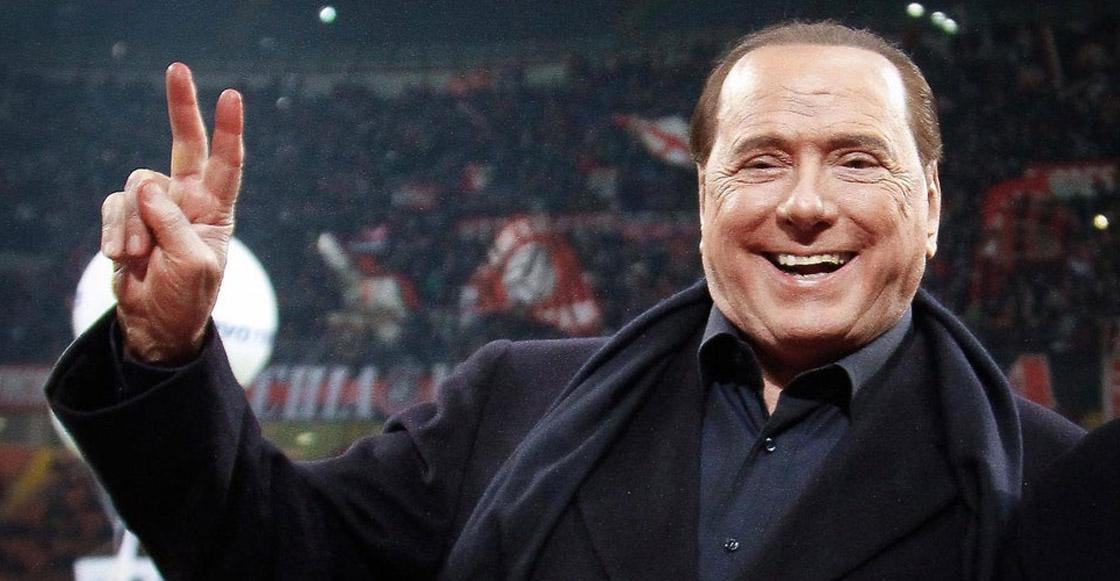 Sin barba ni tatuajes: las excéntricas reglas del nuevo club de Berlusconi en Italia