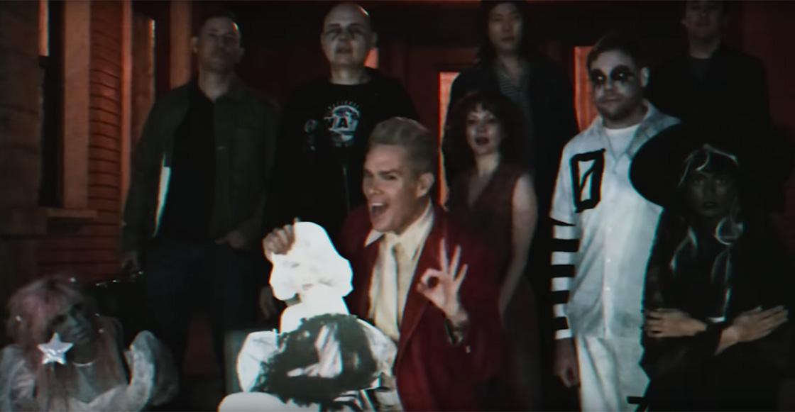 Checa el nuevo y extraño video de 'Silvery Sometimes (Ghosts)' de The Smashing Pumpkins