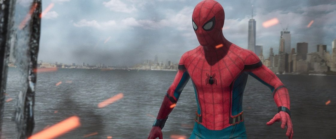 Spider-Man: Homecoming - Escena de la película