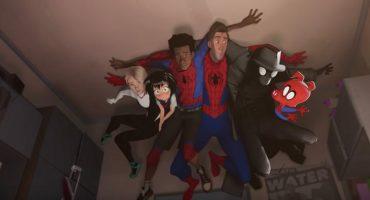 Spider-Verse: 6 diferentes Spider-Man aparecen en el nuevo tráiler