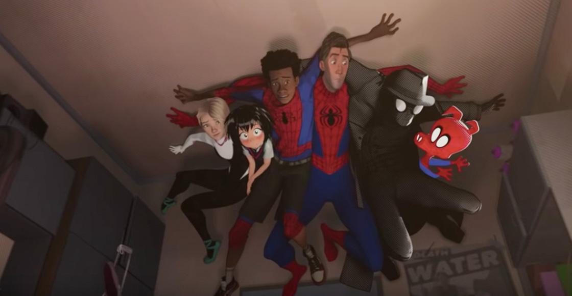 Resultado de imagen para spider man spider verse
