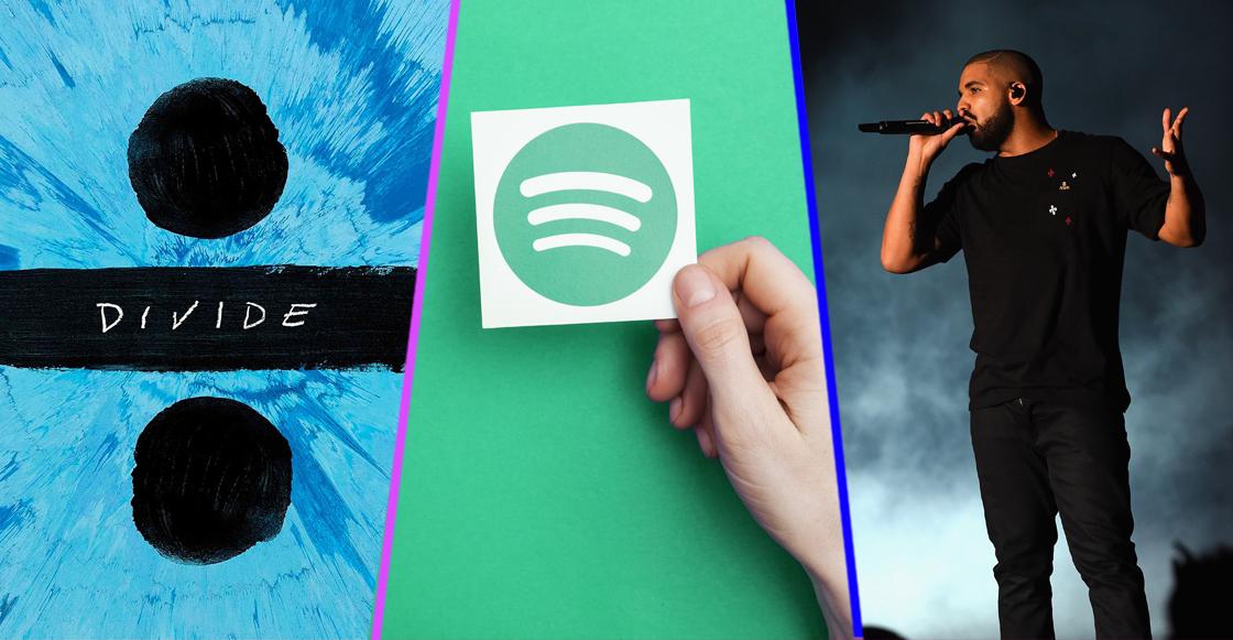 Spotify comparte los artistas, discos y canciones más escuchados en 10 años