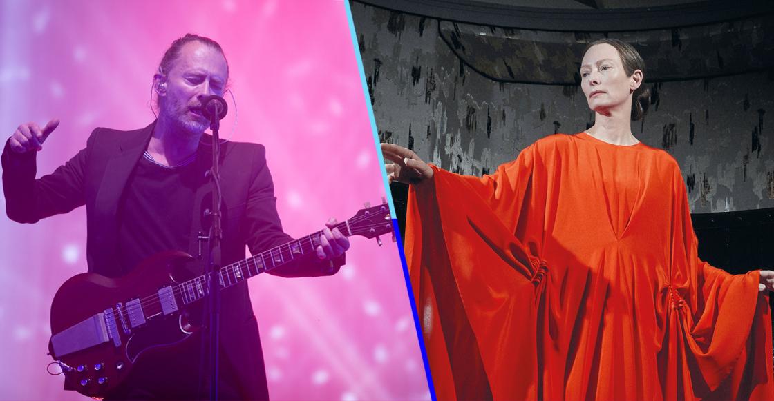 ¿Cuáles son las canciones que Thom Yorke ha liberado de 'Suspiria'?