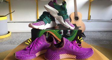 ¡Rífate el mejor Kamehameha y llévate estos Adidas X Dragon Ball Z a casa!
