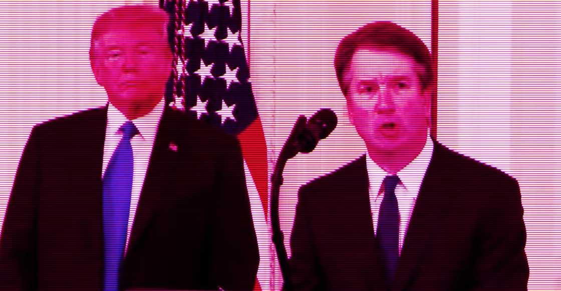 """Donald Trump y más en el video """"Love It If We Made It"""", de The 1975"""