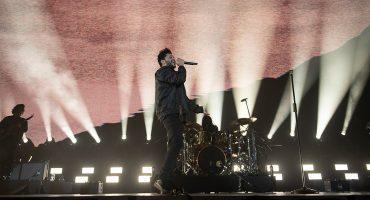 The Weeknd hipnotizó con sus diferentes caras al Palacio de los Deportes