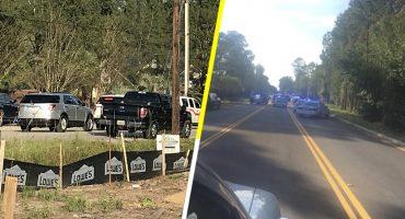 Cinco policías heridos tras tiroteo en Carolina del Sur