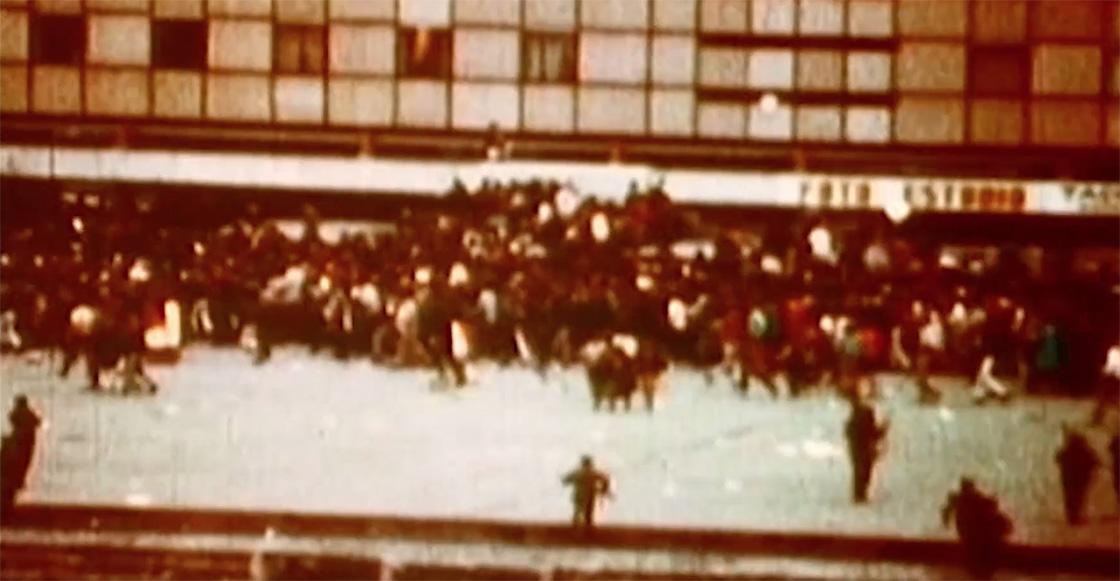 Los Rollos Perdidos: Las filmaciones secretas de la matanza del 68