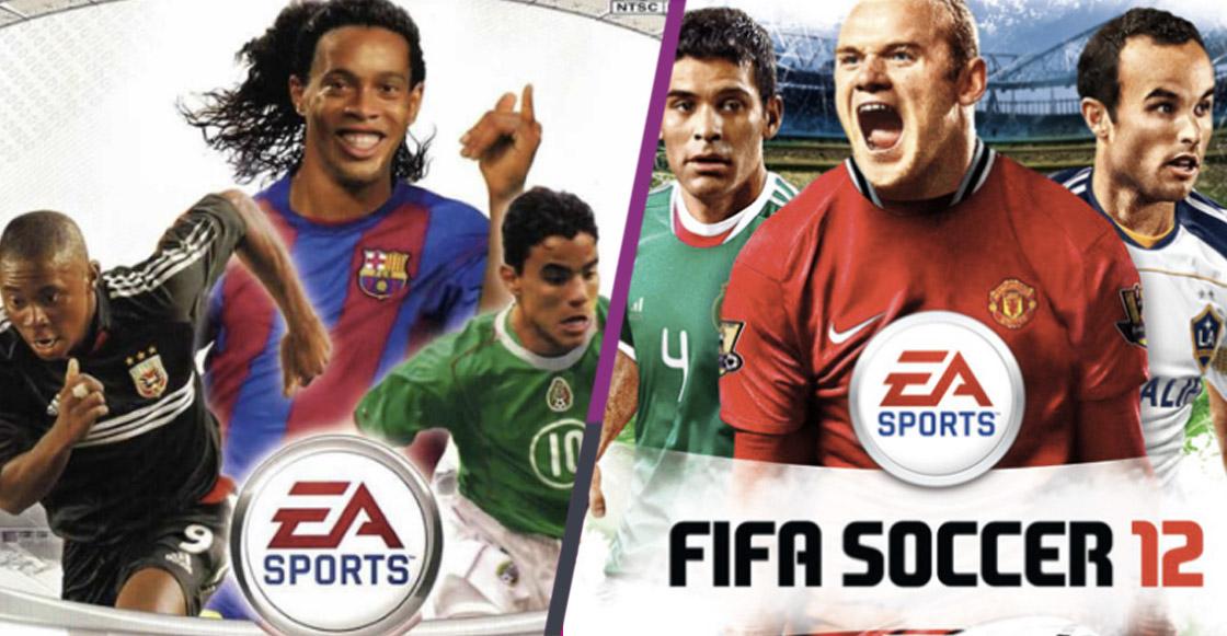 De 1994 al 2019: estas han sido todas las portadas del FIFA