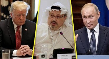 Mientras Rusia culpa a EEUU del caso Khashoggi, Trump dice que podría estar muerto